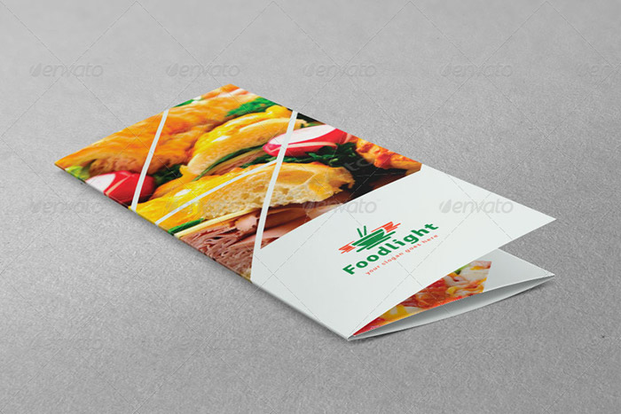 15+ Unforgettable Food Brochure Templates