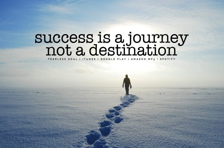 Free Sad Quotes Wallpaper Download Success Is A Journey Not A Destination Inspirational Speech