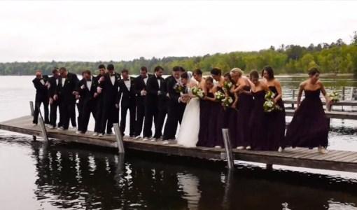 hilarity-wedding-party-falls-in-lake