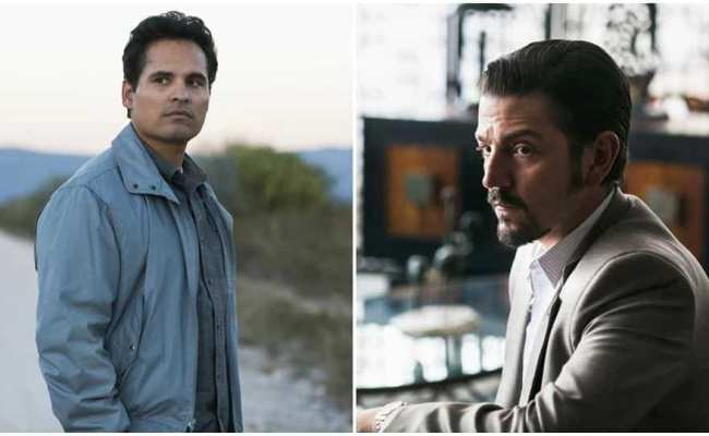 Narcos Mexico Release Date I Am Myron Gaines