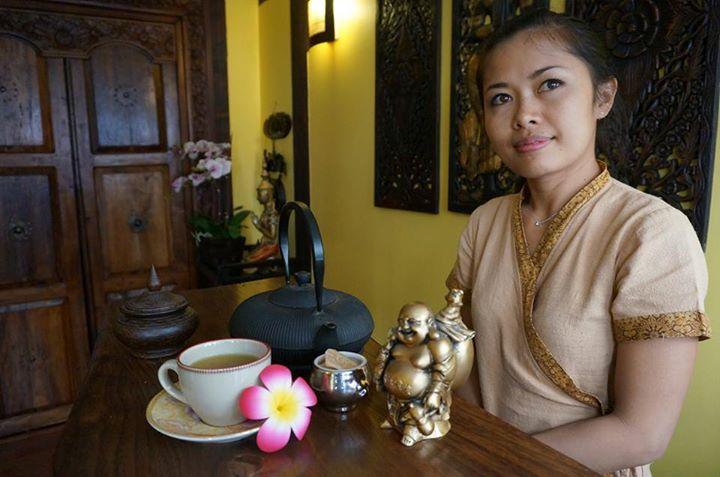 Thaï détente - I Am Not A Blog