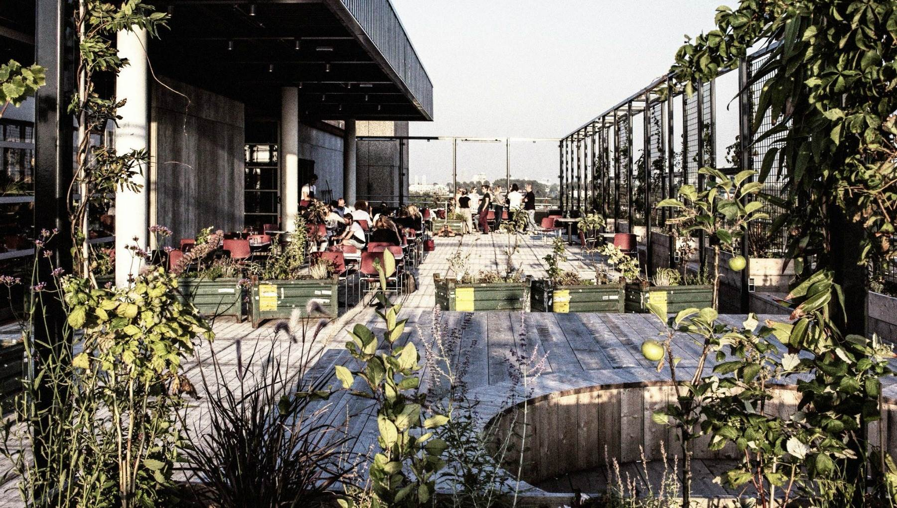 Brunch Toit Terrasse Nice 10 Rooftop Terraces In Amsterdam I Amsterdam