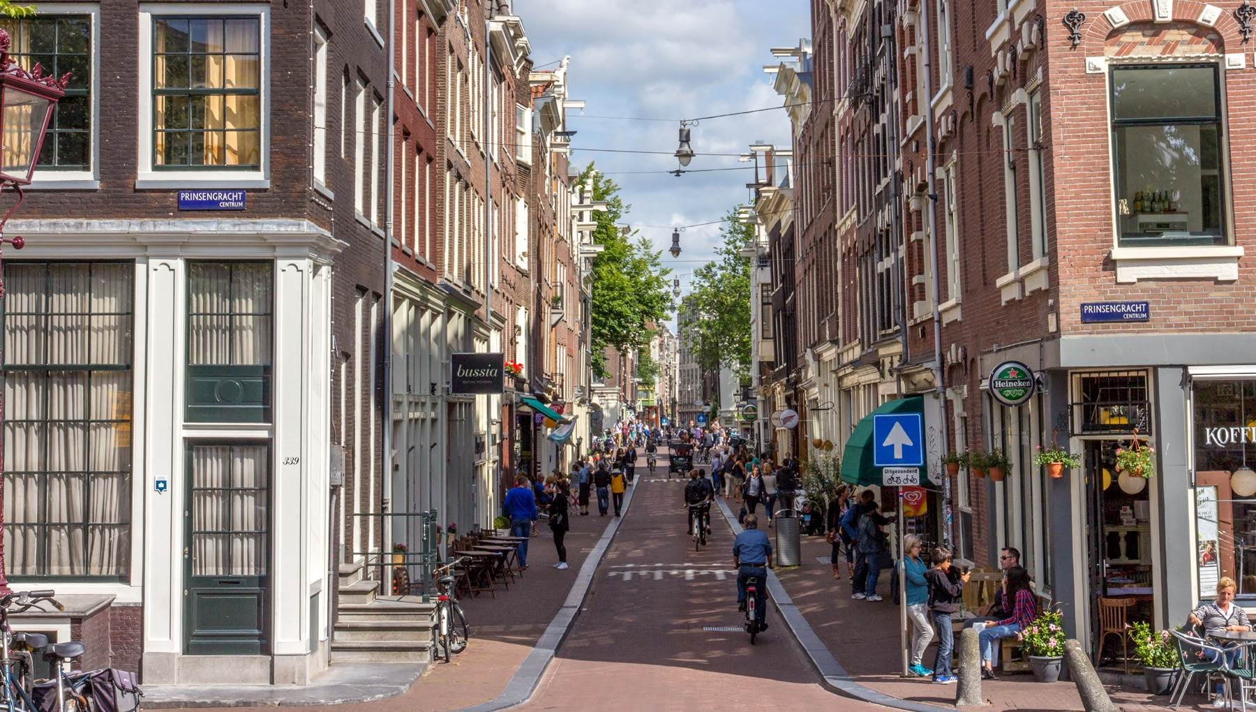 Straatjes Amsterdam Parking On The 9 Streets I Amsterdam