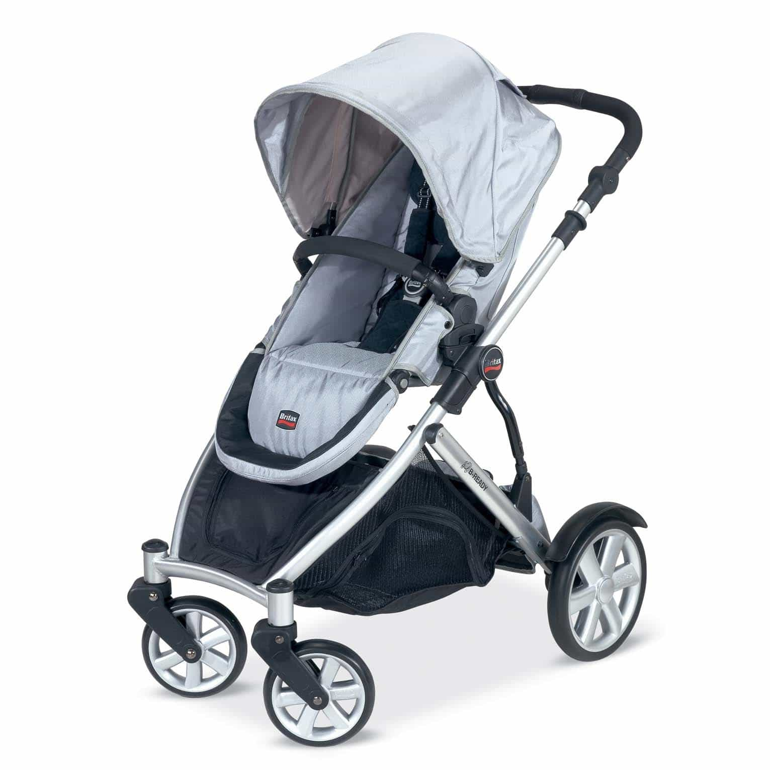 Car Seat For Double Stroller My New Stroller Love The Britax B Ready I Am The Maven®