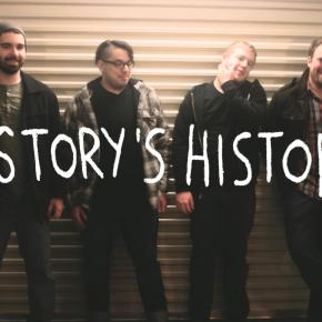 TUNED UP Special: Introducing History's History (exclusive interview)