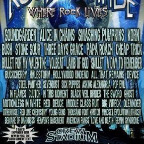 TUNED UP Special: Belated Rock on the Range 2013 picks