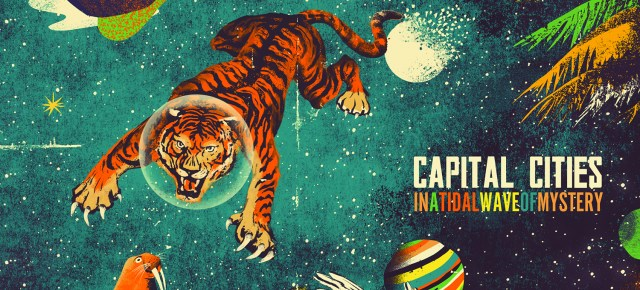 Review: Capital Cities - In a Tidal Wave of Mystery (2013)
