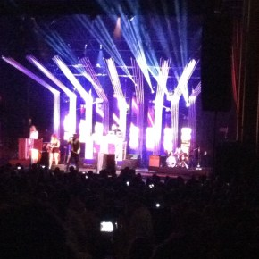 Concert Review: The Postal Service at The LC Pavilion (Columbus)
