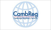 cambridge regulatory services Clients