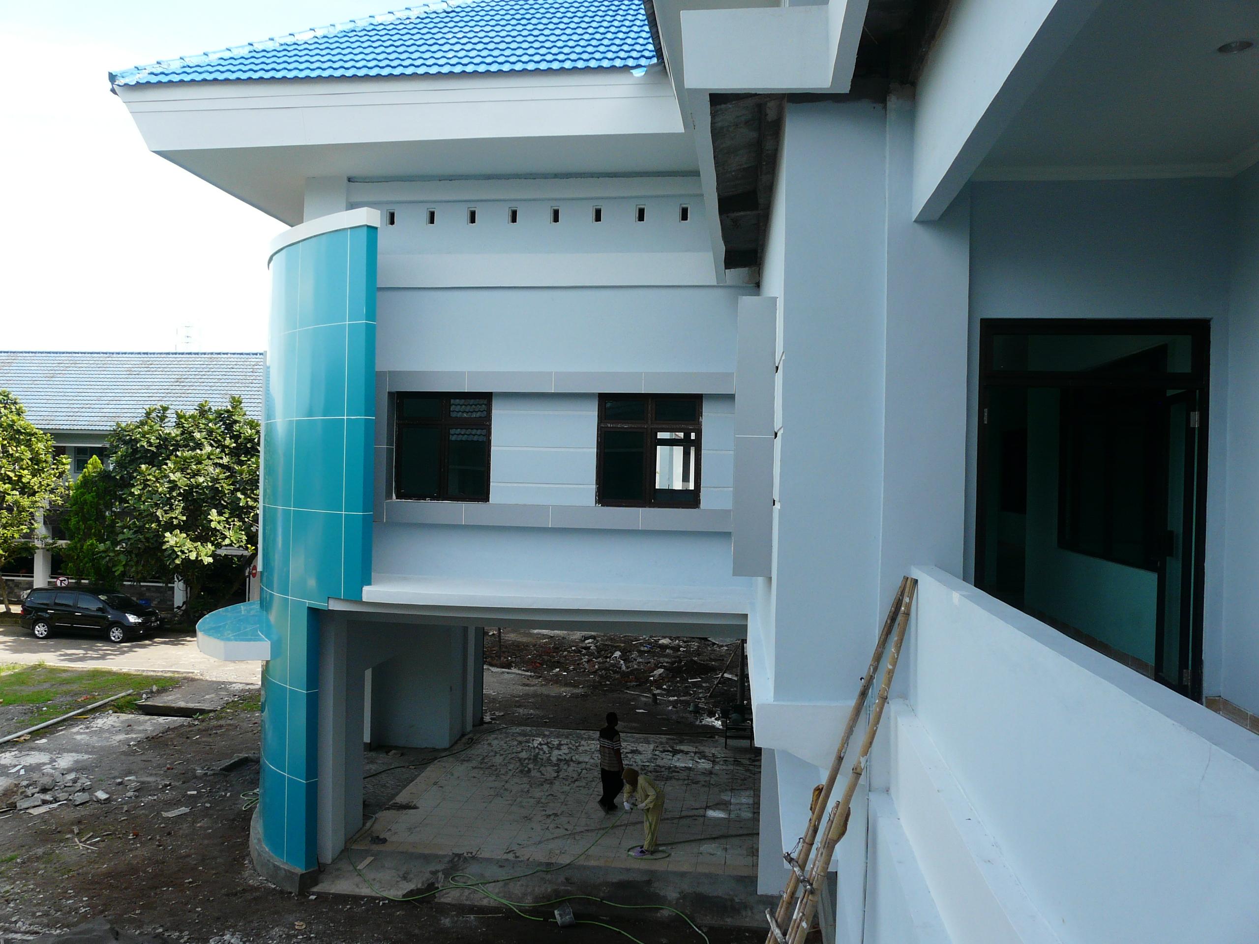 Tema Hkn Kesehatan 2013 Arlina Design Gedung Utama Lt Ii Direktorat Poltekkes Ykt Tampak Dari Selatan Dari