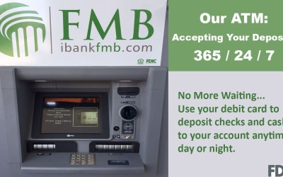 Our ATMs – 365/24/7