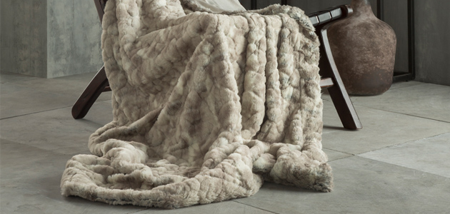 Ibena Sorrento Ibena - Bugatti Throws & Faux Fur Blankets Maker | Bedding