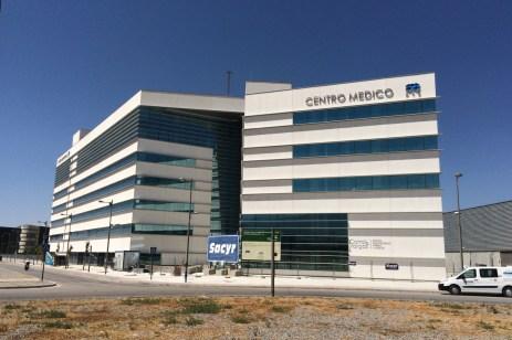 Centro- de Empresas PTS Granada / 2