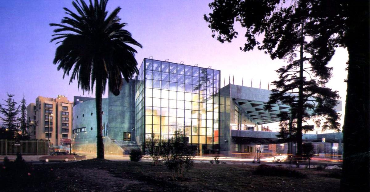 Palacio de congresos y exposiciones de granada ib ez - Arquitectos madrid 2 0 ...