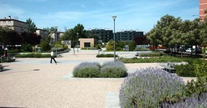 Parque Calle Palencia