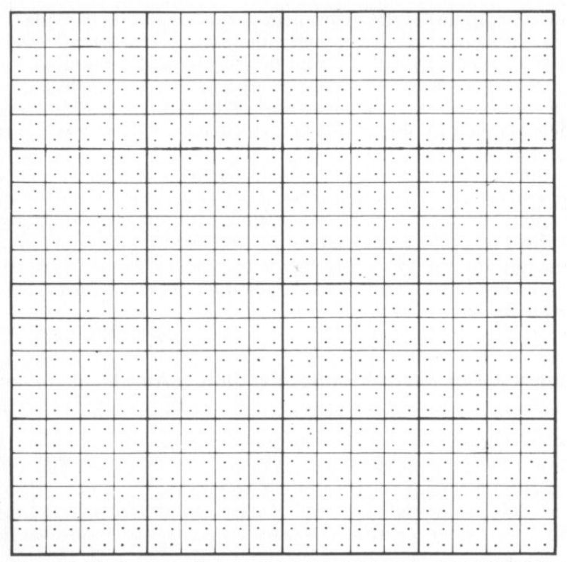 GEOB 373 Dot Grid Instructions