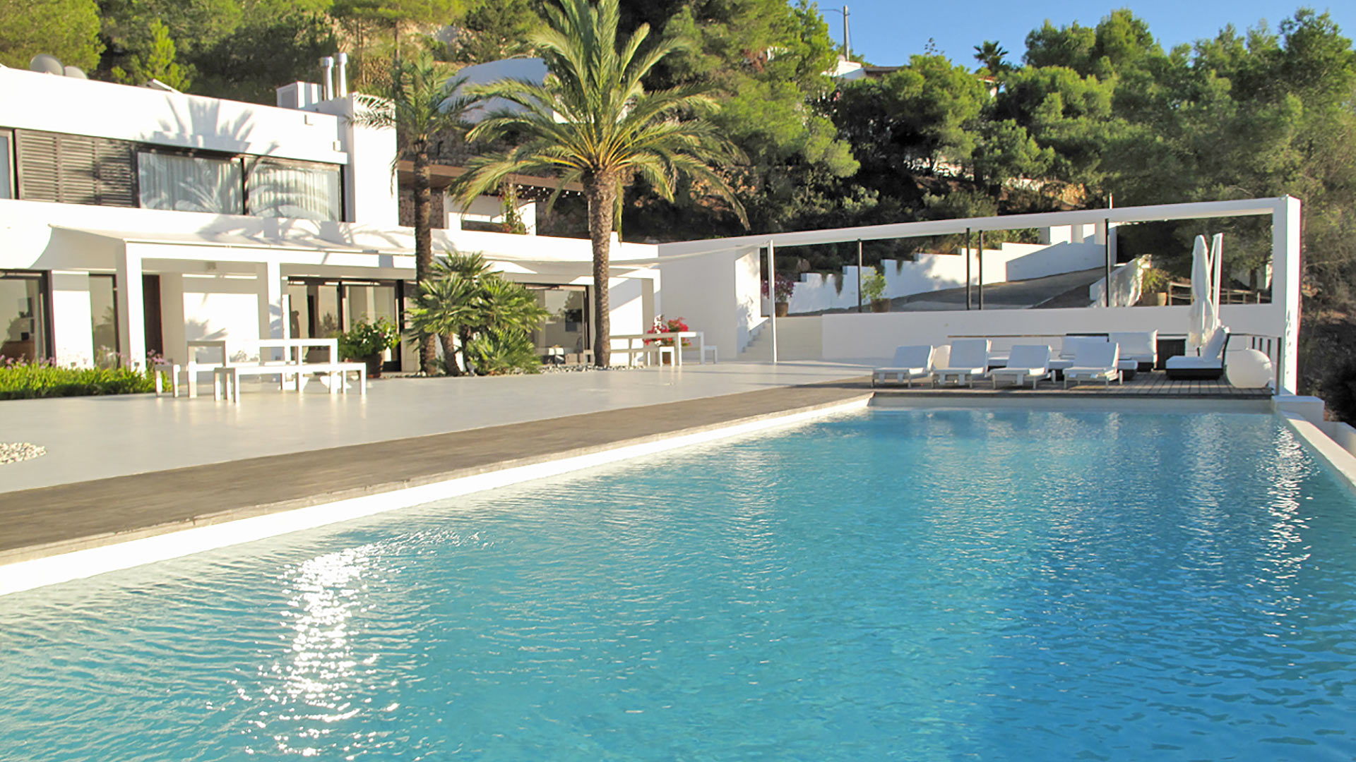 Pool Im Garten Hygiene Villa 798 Villa Rental In Ibiza Ibiza South Ibiza House Renting