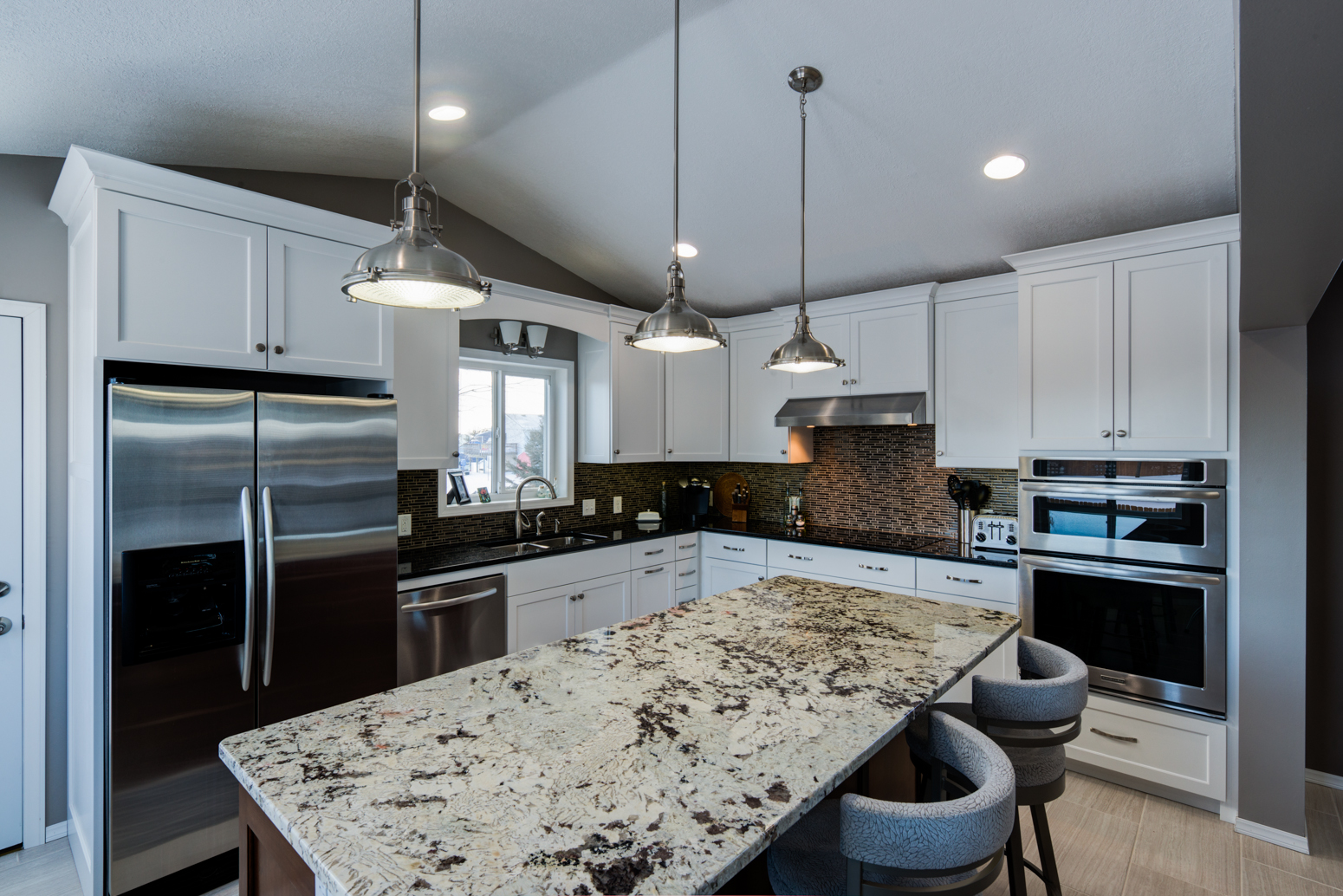 Kitchen Remodeling Dovetail Kitchen Designs » Todd Myra Photography - Central