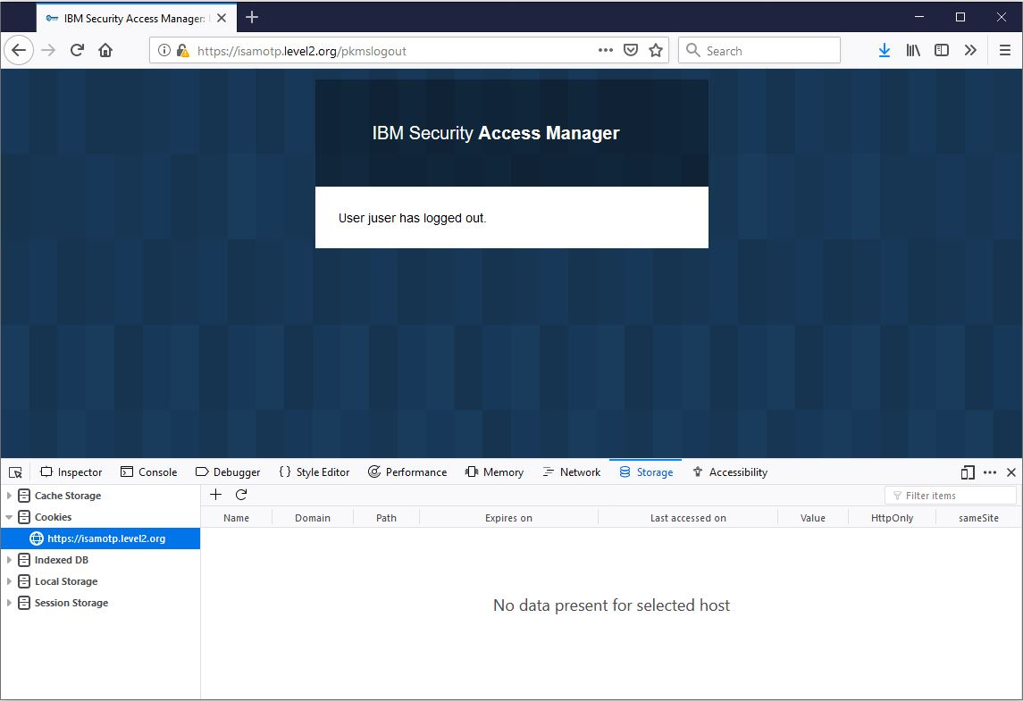 Tivoli Access Manager Session Management Server Ibm Security Identity And Access