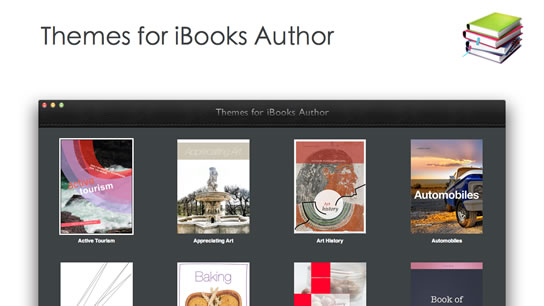 Themes for iBooks Author iBooks Author Training