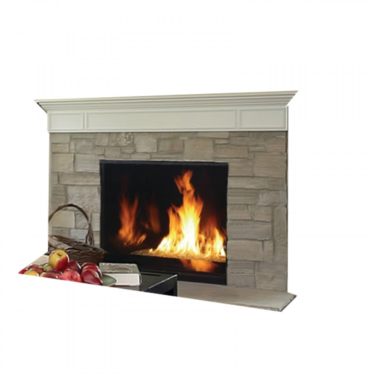 Fireplace Vent Ihp Superior Drc6300 Direct Vent Louverless Gas Fireplace