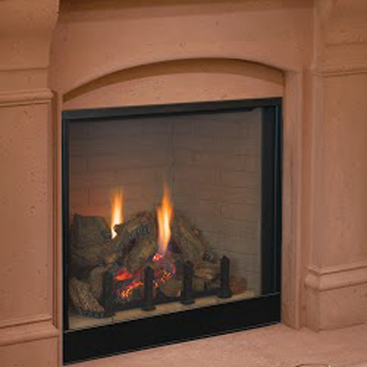 Fireplace Vent Gas Log Direct Vent Gas Log Fireplace