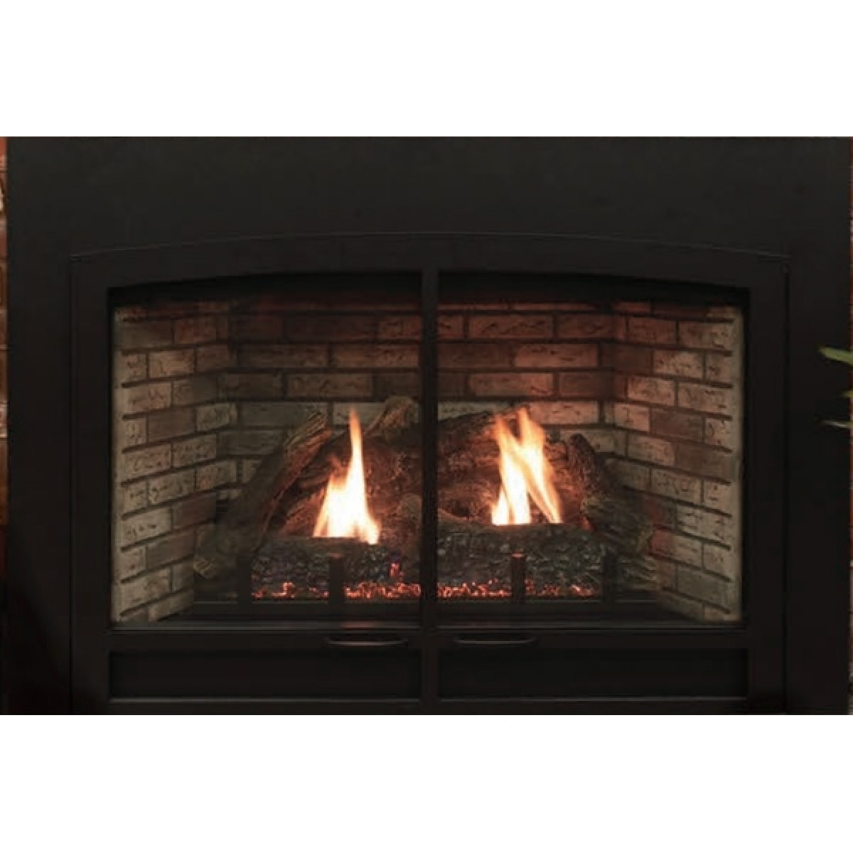 Propane Fireplace Inserts Empire Innsbrook Direct Vent Clean Face Traditional Fireplace Insert