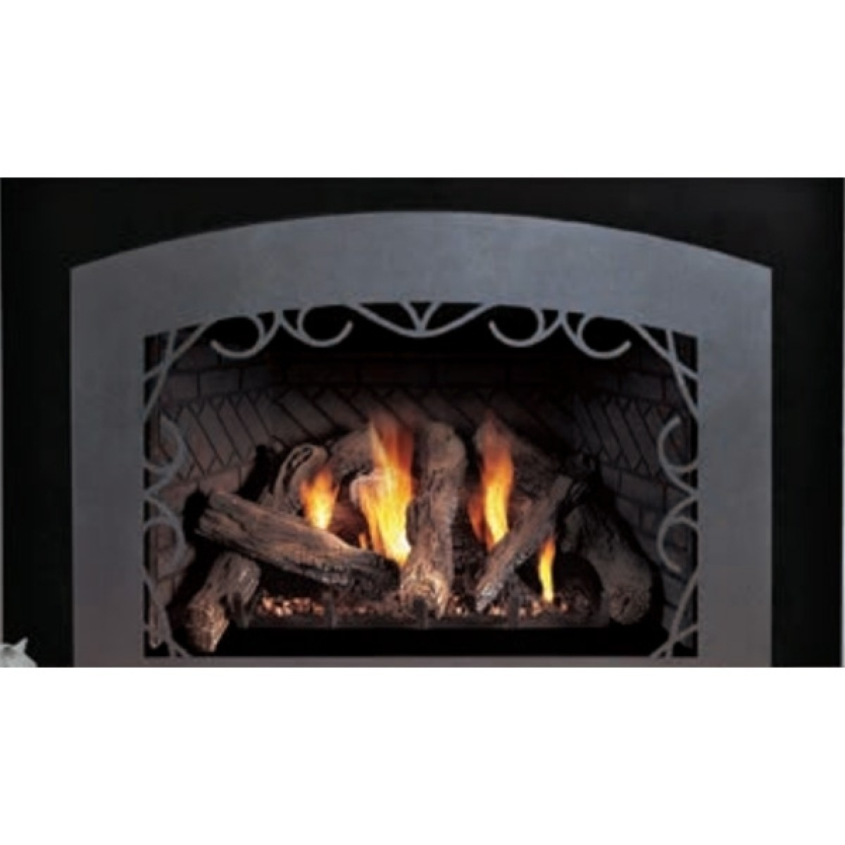 Propane Fireplace Inserts Empire Dxt30in91p Luxury Innsbrook Traditional Dv Medium Propane Lp Fireplace Insert Mf Remote