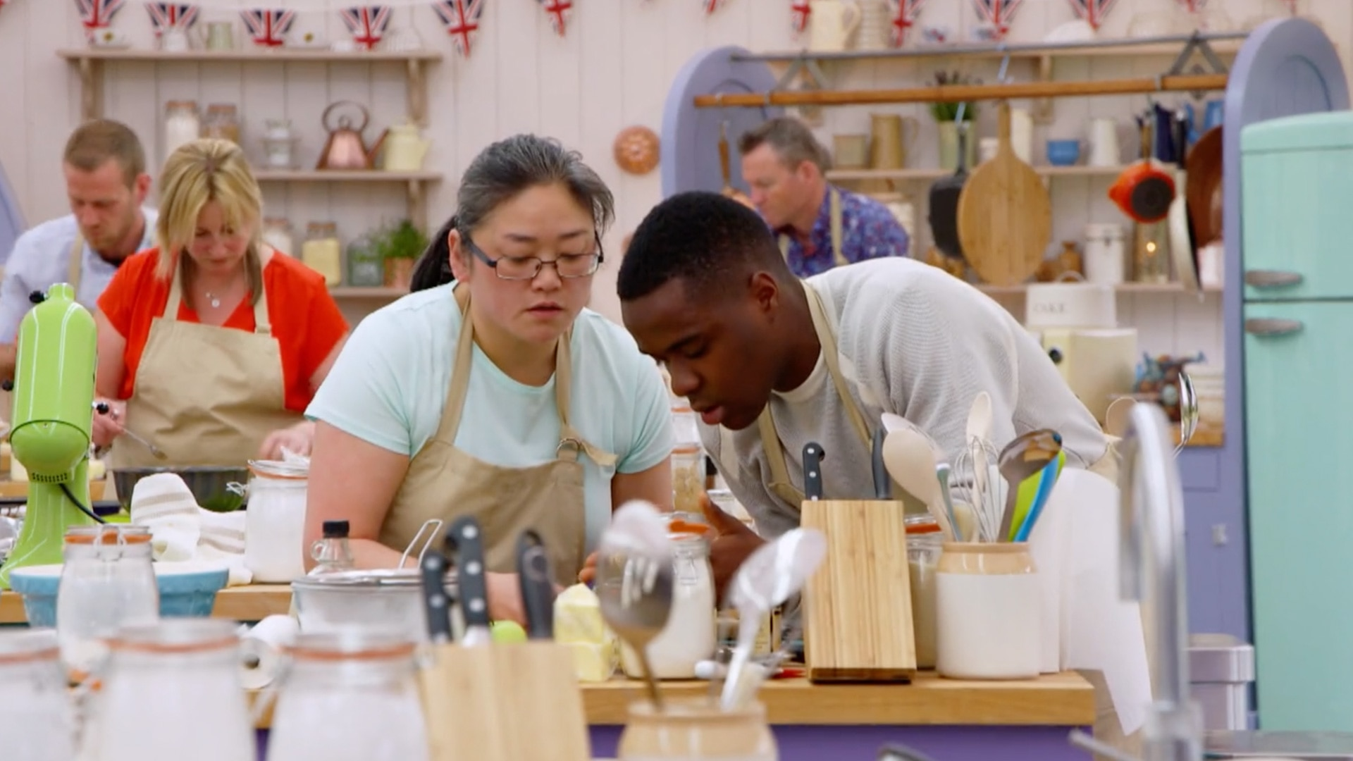 Fullsize Of Great British Bake Off Season 2