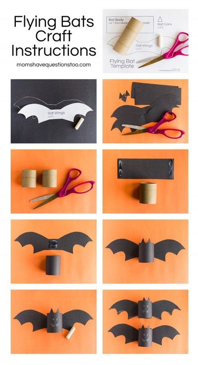 Paper cone witch Halloween Pinterest Paper cones, Witches - bat template