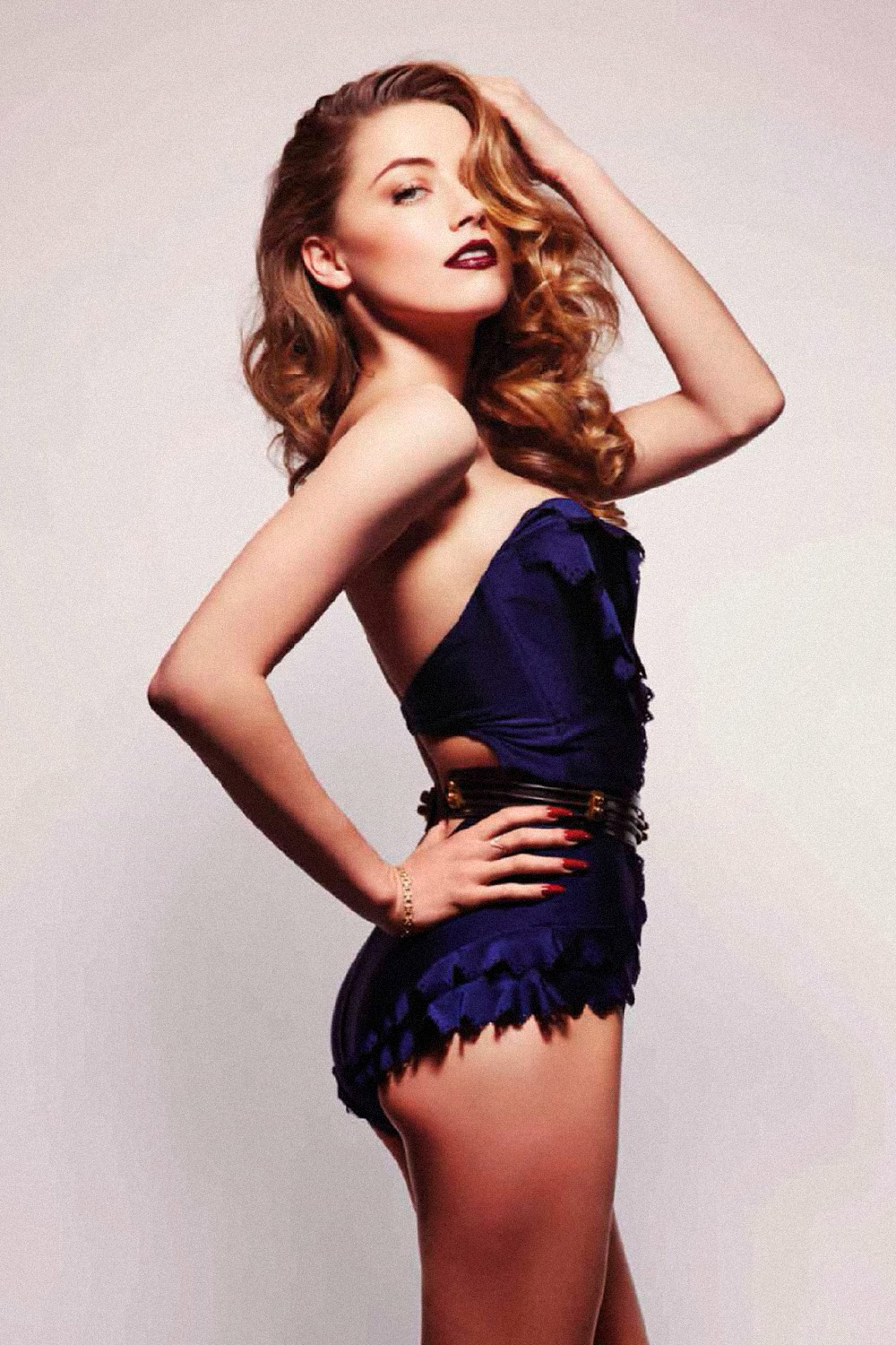 Clemson Tigers Iphone Wallpaper Amber Heard For Esquire Latinoamerica Full Shoot Oh No