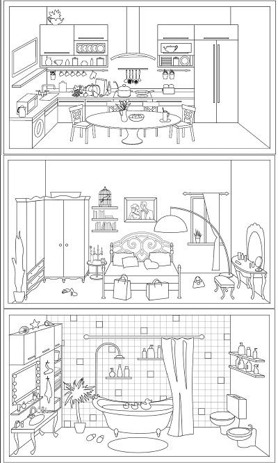 maison FLE - Buscar con Google French Lesson Ideas Pinterest - creer un plan de maison