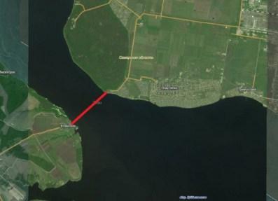 У моста «Тольятти-Климовка» нашли риски?