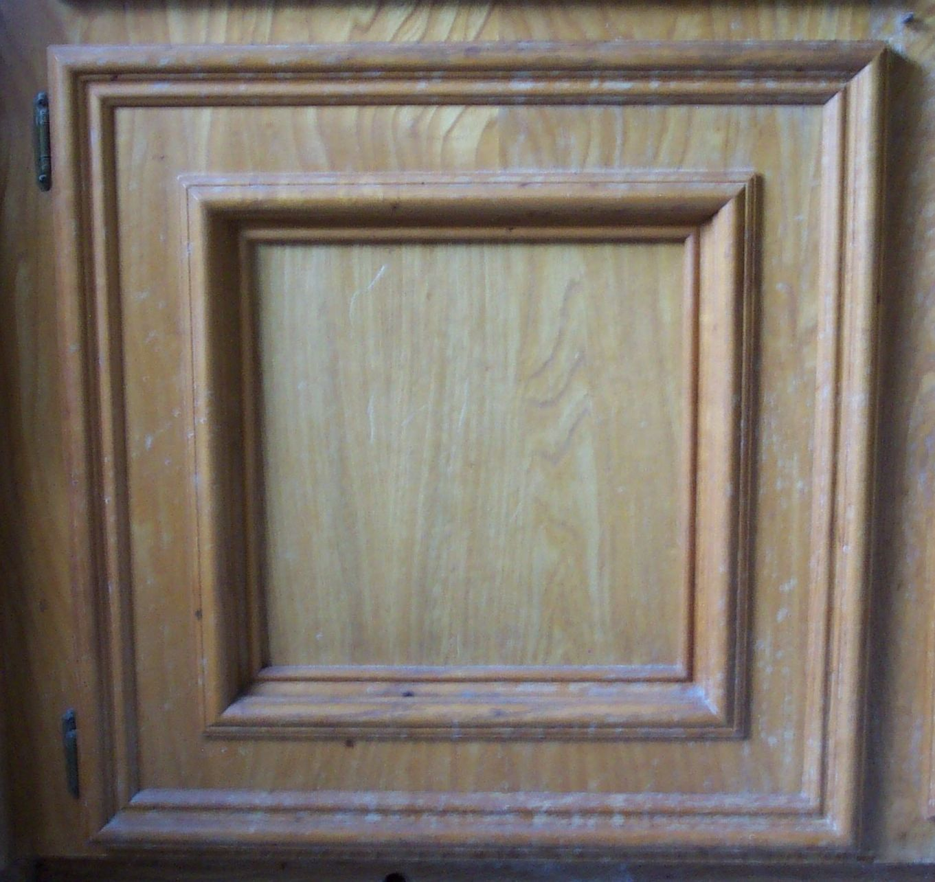 Easy Way To Make Own Kitchen Cabinets Make A Kitchen Cabinet Door Similar To Making A Picture Frame