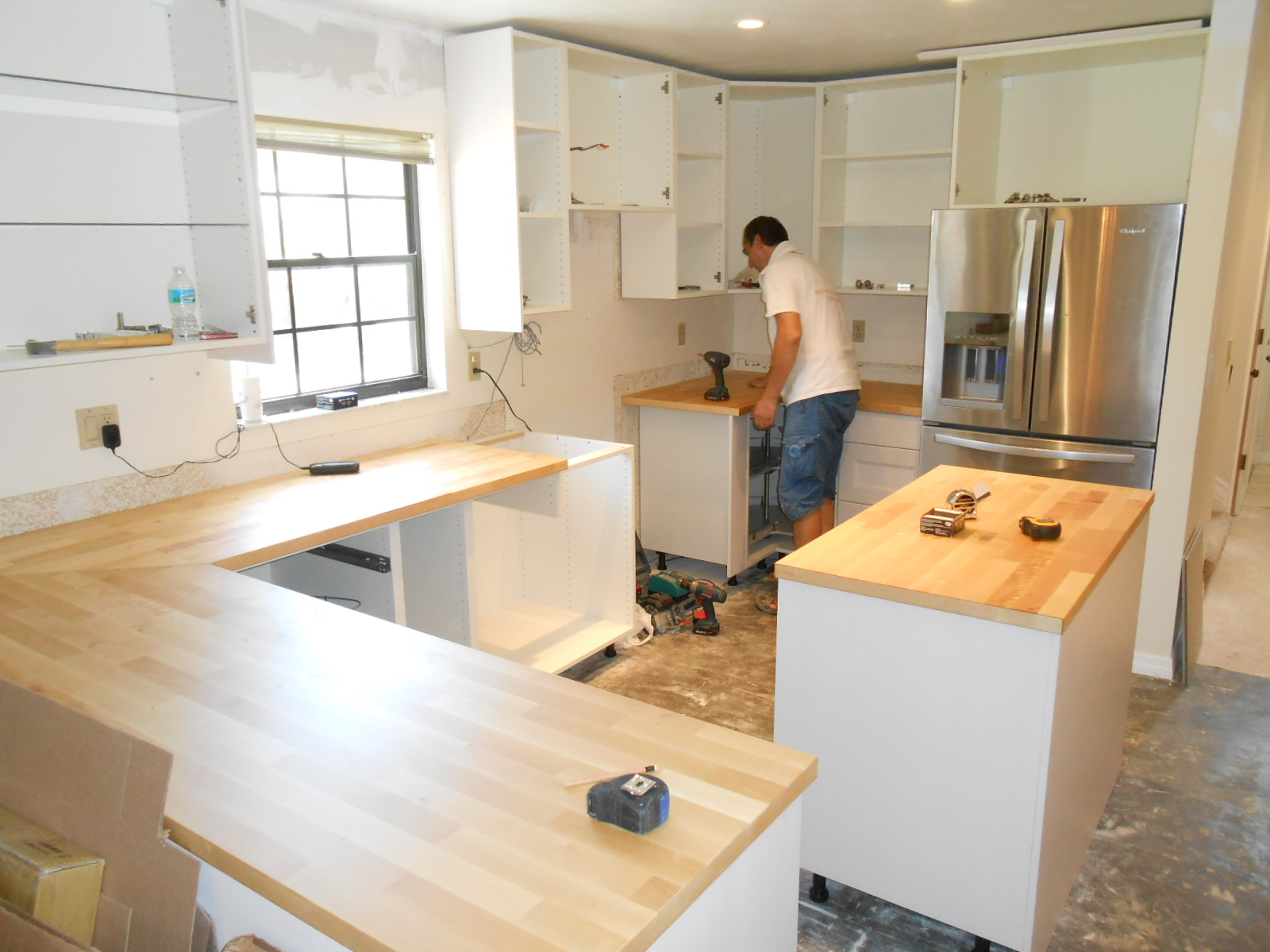 Installing Cabinets Kitchen Ikea Kitchen Cabinets Installation Decor Ideasdecor Ideas
