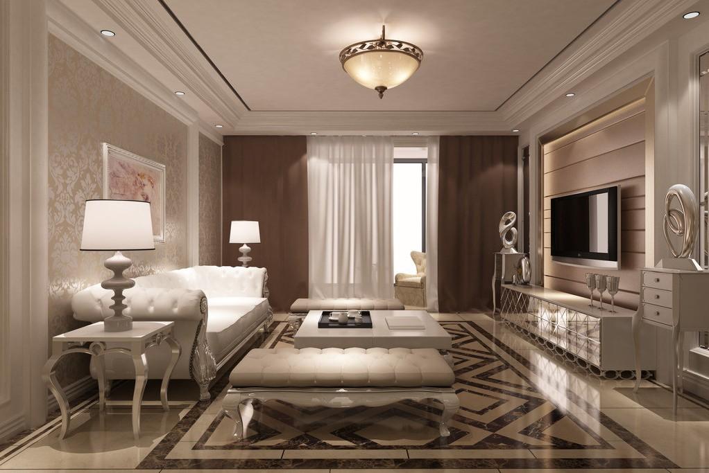 Decorating Living Room Walls