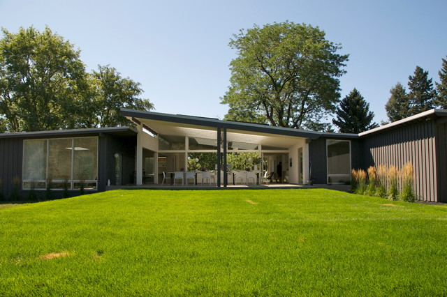 midcentury modern home in denver