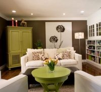 painting ideas for living rooms, living room, wall ...