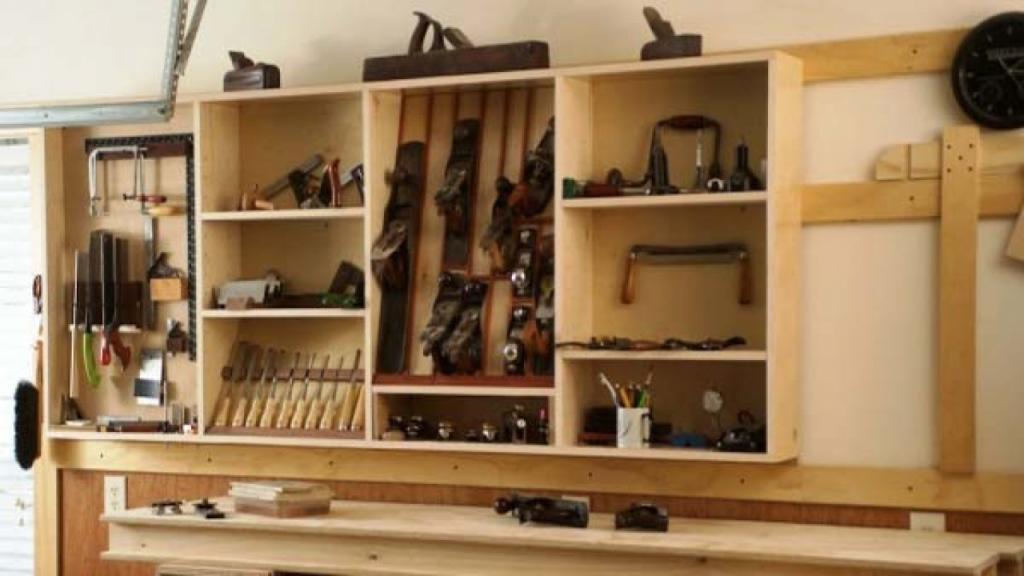 Diy Garage Storage Shelves Decor Ideasdecor Ideas