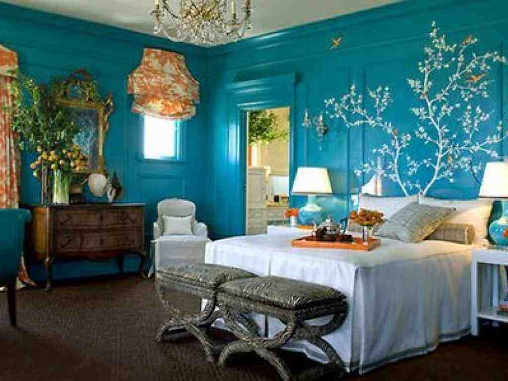 Pictures Of Blue Bedrooms Blue And Teal Bedroom Decor Ideasdecor Ideas
