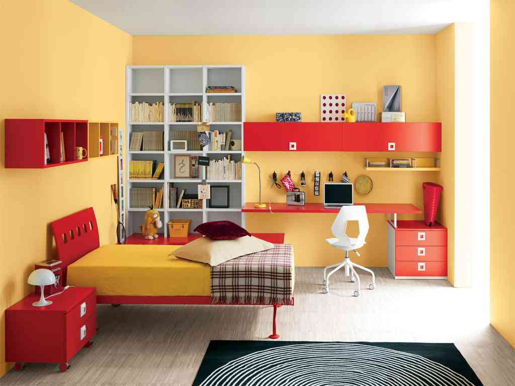 Pink And Yellow Bedrooms Red And Yellow Bedroom Decor Ideasdecor Ideas