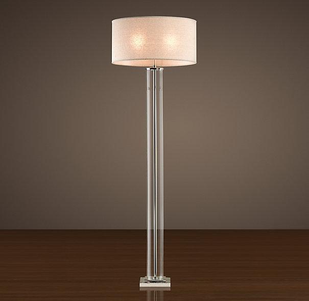 Restoration Hardware Floor Lamps