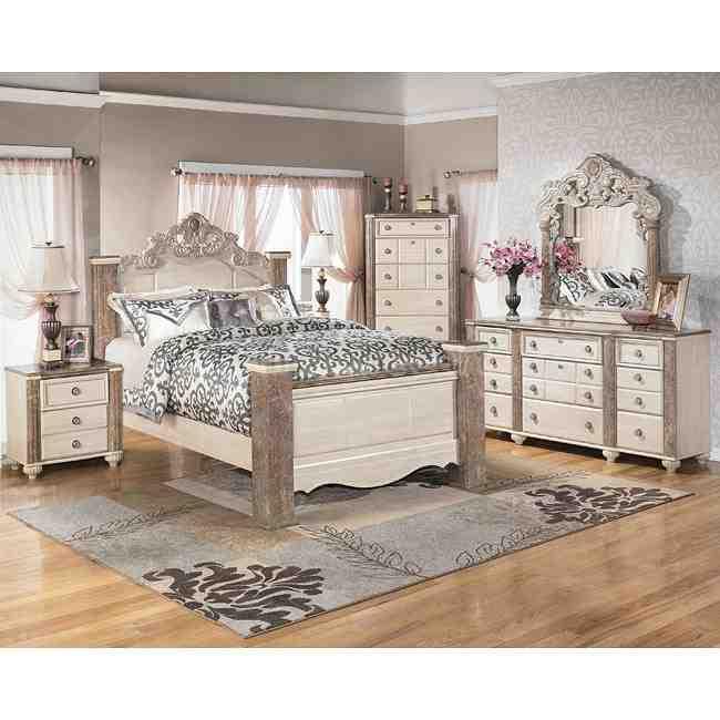 Ashley Furniture White Bedroom Sets