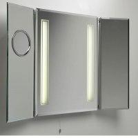 Bathroom Medicine Cabinet with Mirror and Lights - Decor ...