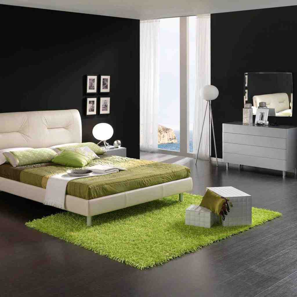Black And White Bedroom Curtains Ideas Black White And Green Bedroom Ideas Decor Ideasdecor Ideas