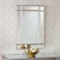 Frameless Beveled Bathroom Mirror - Decor IdeasDecor Ideas