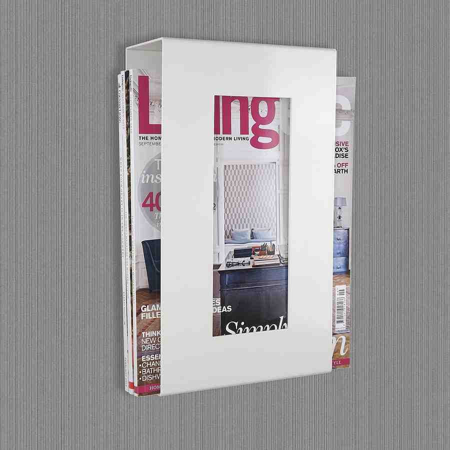 Bathroom Magazine Rack Wall Mount Decor Ideasdecor Ideas