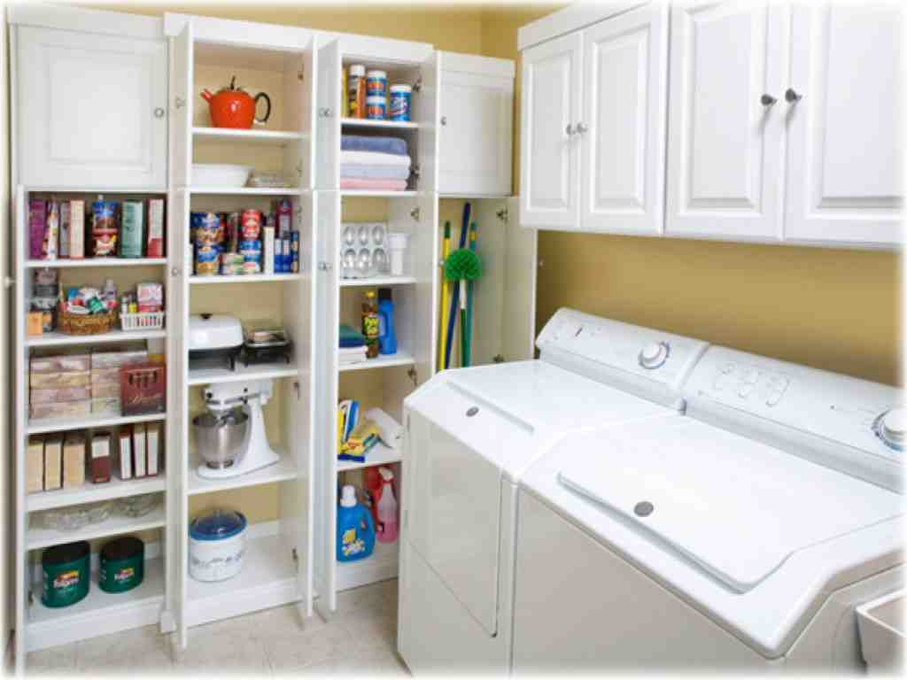 Laundry Room Storage Units Decor Ideasdecor Ideas