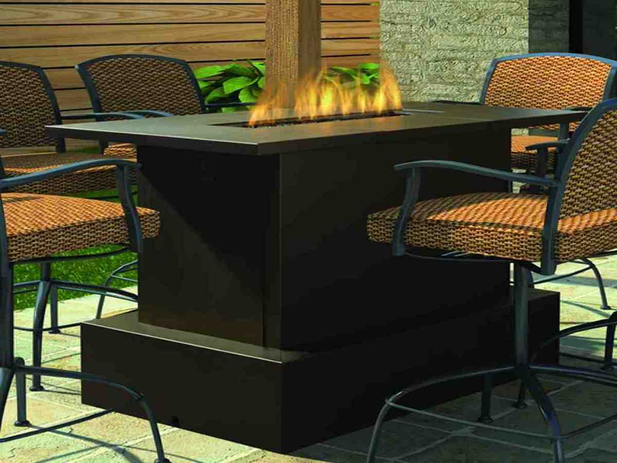 Fireplace Tables Outdoor Fire Pit Tables Woodlanddirect Outdoor Fireplaces Patio