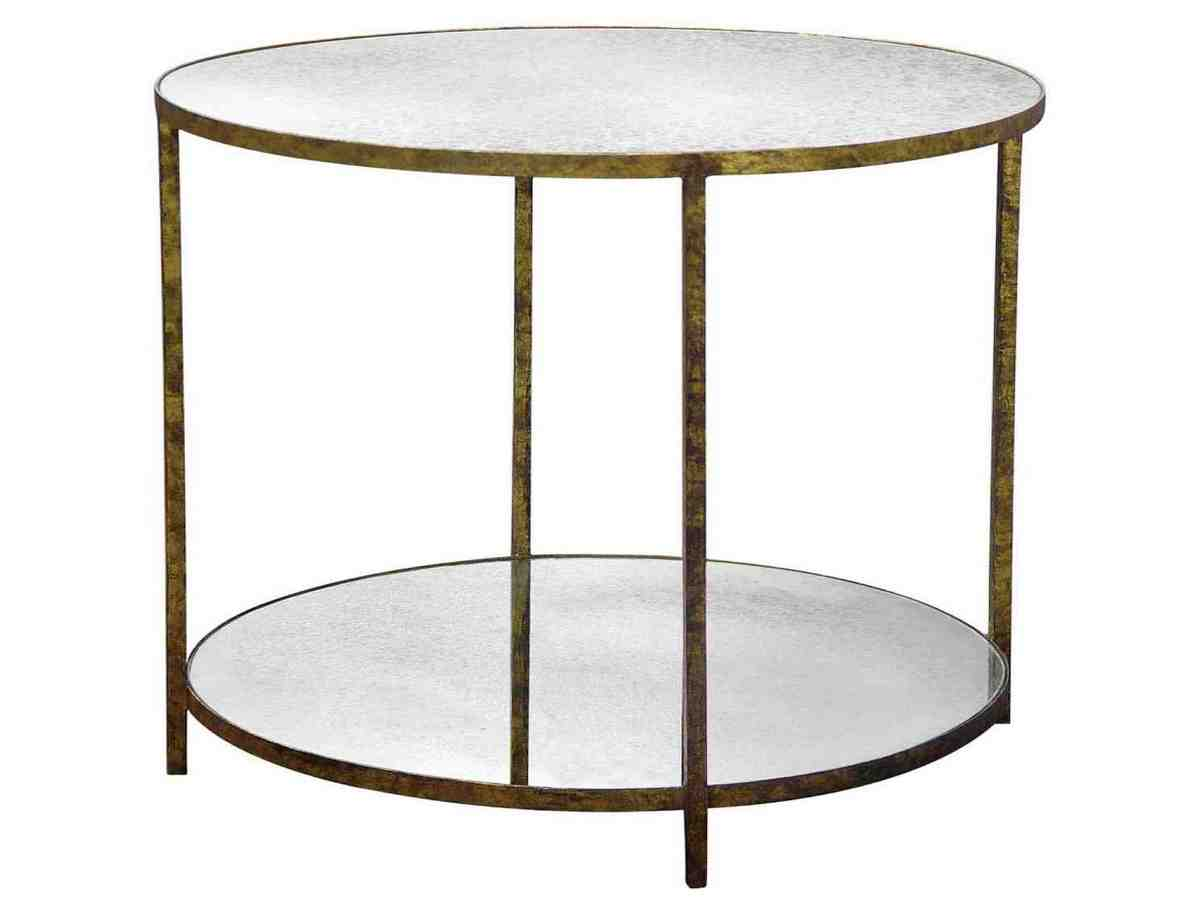Round Glass Top End Tables Round Glass Top End Table Decor Ideasdecor Ideas